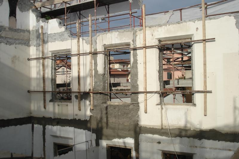 Ristrutturazione colonica lavori eseguiti da soldaini for Fotografie di case